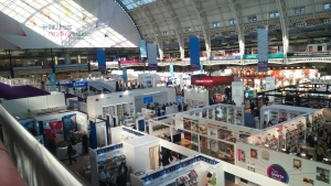 Macadamia London Book Fair