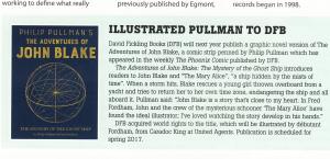 Pullman (David Fickling)